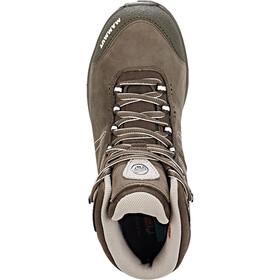 Mammut Nova III Mid GTX Shoes Damen bark-white